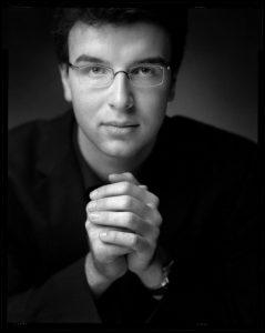 Porträt von Knut Hanßen