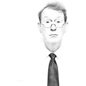 Porträt von Ketil Haugsand