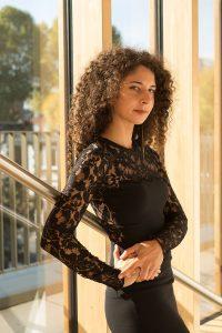 Porträt von Ida Pelliccioli