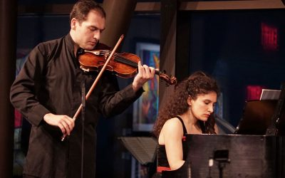 Termin wird noch bekanntgegeben – KONZERT: Sara De Ascaniis (Klavier) und Irakli Tsadaia (Violine) präsentieren Werke von C. Debussy, S. Prokofjew und C. Franck