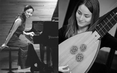 24.07.2021 – KONZERT: Yin Chiang (Klavier) und Susanne Herre (Mandoline) präsentieren Werke von L. v. Beethoven, P. A. Feliziano, B. Bortolazzi und J. N. Hummel