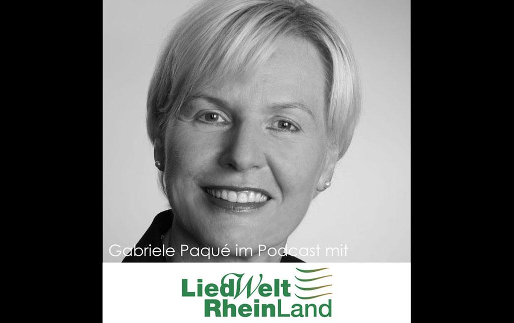 09.03.2021 – Interview mit Gabriele Paqué im Podcast von Liedwelt Rheinland